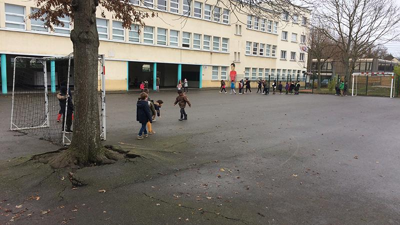 Atelier et résidence école Saint-Laurent Rennes